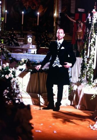 Abito da sposo gli sposi a firma cleofe finati
